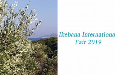 IKEBANA INTERNATIONAL FAIR 2019