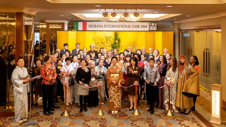 IKEBANA INTERNATIONAL FAIR 2018